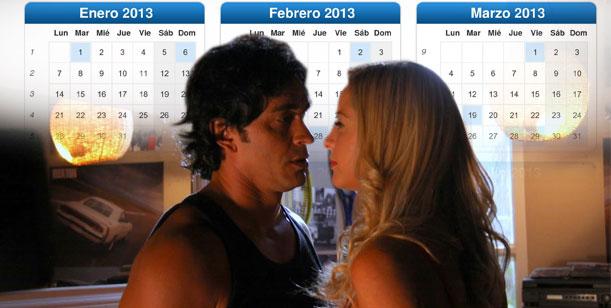 Dulce amor busca seguir en la pantalla de Telefe hasta marzo del 2013