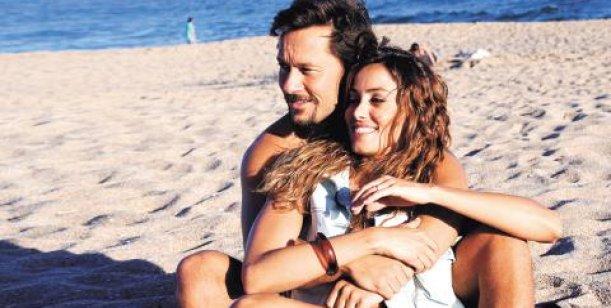Diego Torres y Débora Bello confirmaron que van a ser papás vía internet