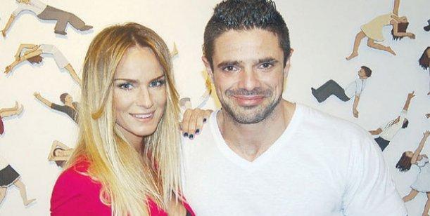Embarazo confirmado: Luciano Castro y Sabrina Rojas, felices!!