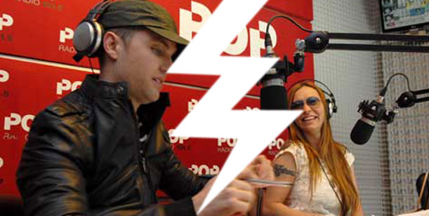 Se separaría la dupla más exitosa en radio