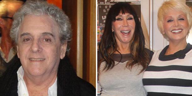 Sin Antonio Gasalla en Mar del Plata, Carmen y Moria respiran aliviadas