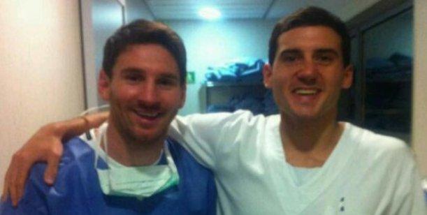 Nació Thiago: Soy el hombre más feliz del mundo, dijo Messi