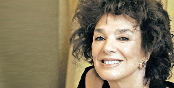 Graciela Borges: No me divierte actuar; me genera mucha angustia y tensión