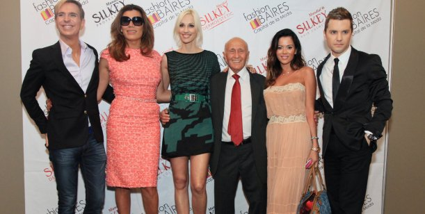 Loly Antoniale y más famosas en el comienzo del Fashion Baires
