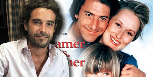 Nicolás Cabré, protagonista de la versión teatral de Kramer vs Kramer