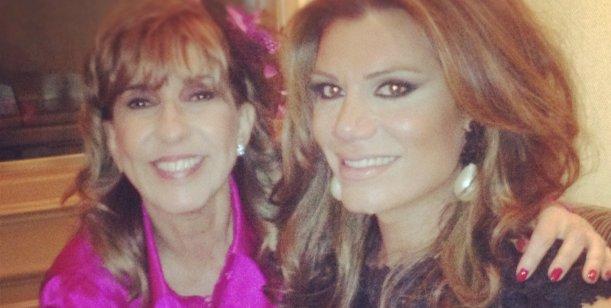 Georgina y Flor de la Ve juntas: ¿Cómo le caerá esta foto a Nazarena Vélez?
