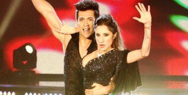 Magui Bravi, favorita del Bailando y la gente: Con Jorge estamos unidos