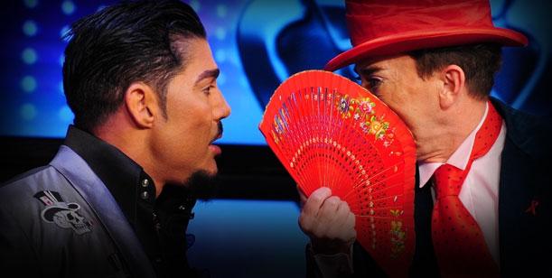 Aníbal Pachano amenaza renunciar a Showmatch si vuelve Ricardo Fort