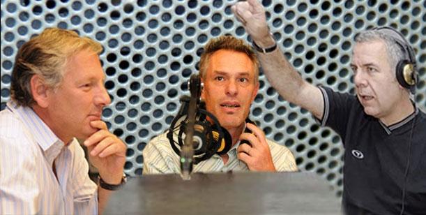 Marcelo Longobardi, Esteban Mirol y Zlotogwiazda, posibles pases radiales