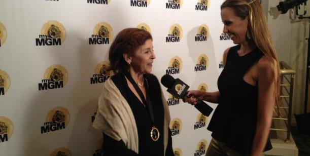 Cristina Banegas entrevistada por MGM por los premios Emmy