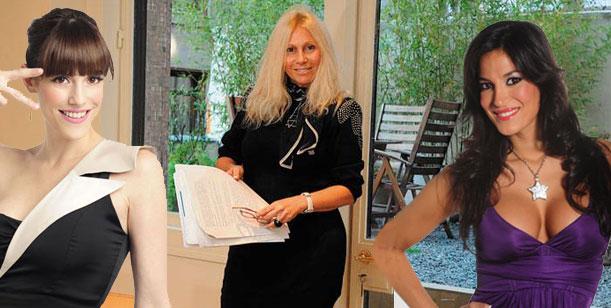 Ana Rosenfeld Connie Ansaldi ya tiene su primera multa por hablar mal de Silvina