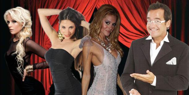 Alvaro Navia, Vanina Escudero, Magui Bravi y Alexandra harán teatro