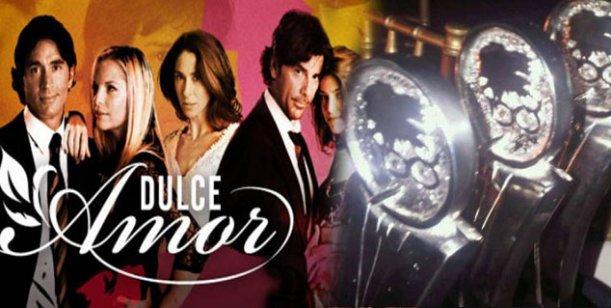 El elenco de Dulce amor vs los premios TATO