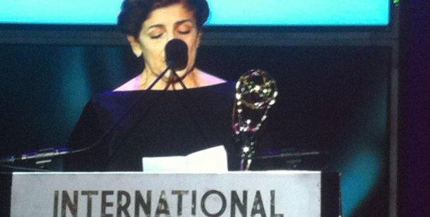 Cristina Banegas y Darío Grandinetti ganaron el Emmy a los mejores actores