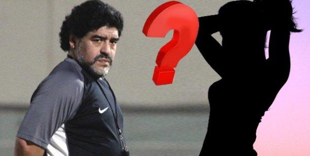 La nueva amiga de Maradona: detalles y datos exclusivos