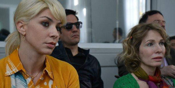 Romina Gaetani grabó una participación en Tiempos compulsivos