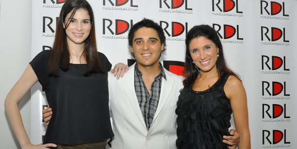 Hernán Lirio festejó sus 300 programas radiales