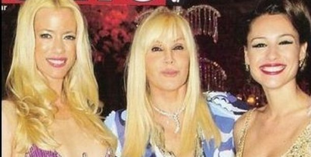 Susana Giménez, fanática del mismo vestido