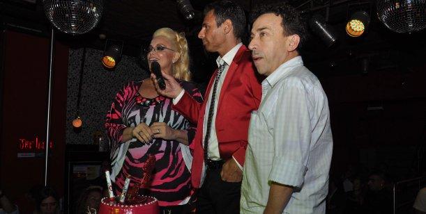 El boliche Esperanto cumplió 16 años y varios famosos participaron del festejo