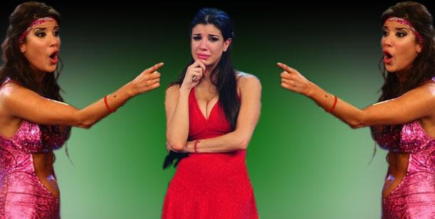 Andrea Rincón: enemiga de sí misma