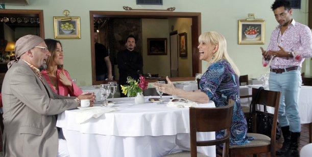 Valeria Lynch vuelve a la actuación: se suma a Sos mi hombre