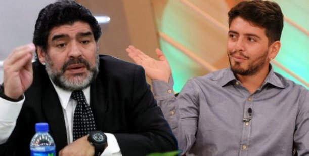 Diego Maradona Jr: Jamás recibí esa plata de mi padre