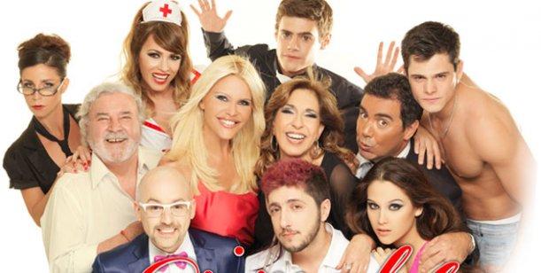Los Grimaldi, otra comedia que ya tiene lista su marquesina