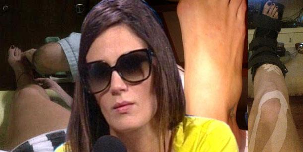 Paula Chaves: incertidumbre en Showmatch, hoy no baila y peligra su continuidad