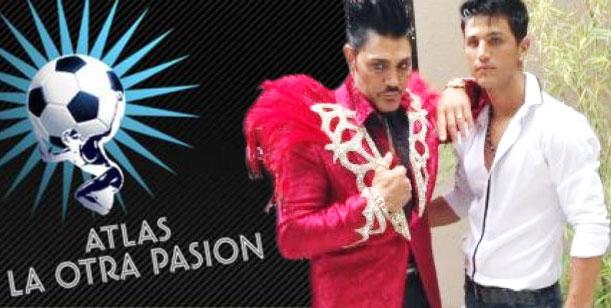 El novio de Ricardo Fort de El Porvenir a Atlas, la otra pasión