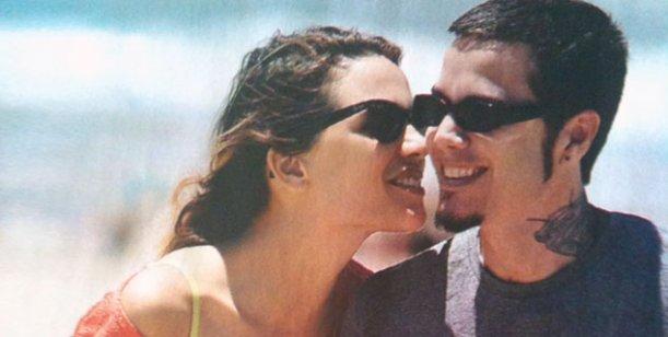 ¡Volvió el amor! Sebastián Ortega e Ivana Figueiras, están juntos de nuevo