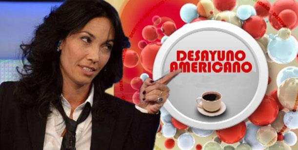 Ernestina Pais será la conductora de Desayuno Americano: elige equipo