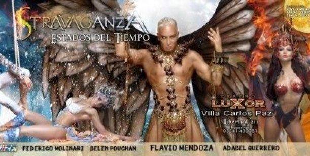 Apuñalaron a un bailarín de Flavio Mendoza