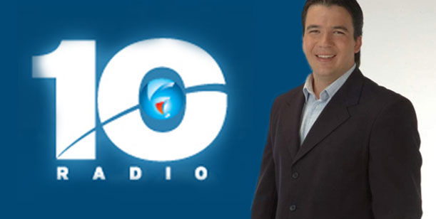 Gastón Recondo aclara su situación en radio 10 luego de su alejamiento