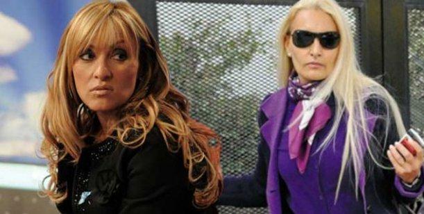 La ex de Rial, Silvia D´Auro, encaró a Tauro: Nadie me defiende en Intrusos