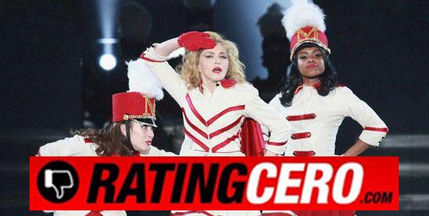 RatingCero.com te invita a ver a Madonna mañana en River: Participá Ya!