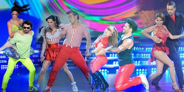 Los semifinalistas del Bailando y una guerra entre participantes y fanáticos