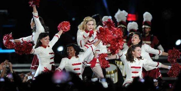 Madonna se despidió de Buenos Aires con un show a lo grande