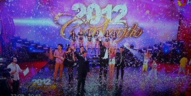 Final Cantando 2012: Fabio La Mole Moli ganó el certamen y es bicampeón