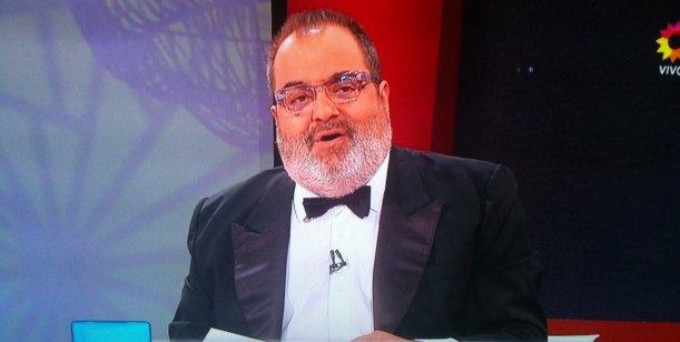 Lanata se despidió de la televisión por el 2012, luego de una exitosa temporada