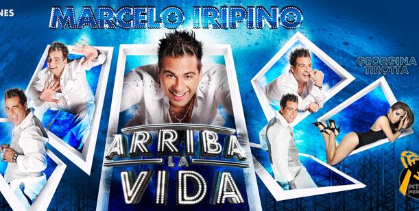 Marcelo Iripino ya está en Mar del Plata para debutar con su obra el 27 de diciembre