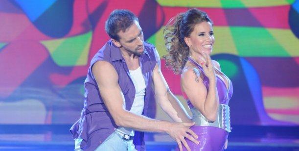 Hernán Piquín y Noelia Pompa, los primeros finalistas del Bailando 2012