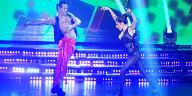 El mejor baile de Magui Bravi