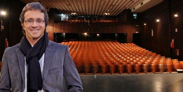 Sergio Lapegue hará teatro junto a su hija en Mar del Plata