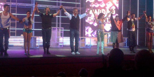 Jorge Rial agregó una segunda función en La Plata