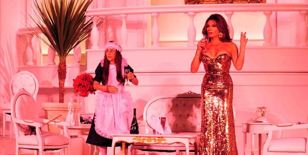 Florencia de la V estrenó, y se armó la competencia en Villa Carlos Paz