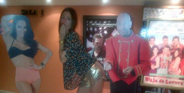 Paula y Peter debutaron con su Viaje de locura anoche en Carlos Paz