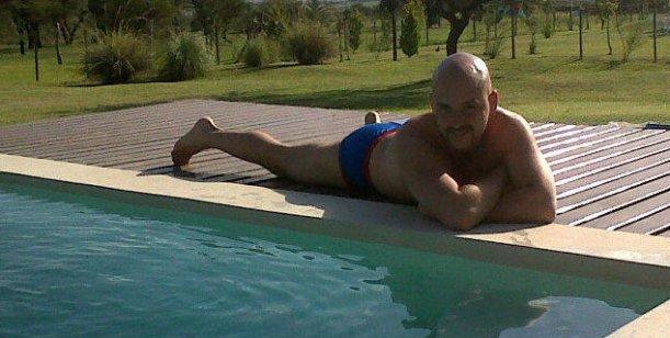 La polémica foto de Muscari que convulsionó Carlos Paz