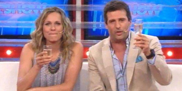 José María Listorti y Denise Dumas se despidieron de Este es el Show