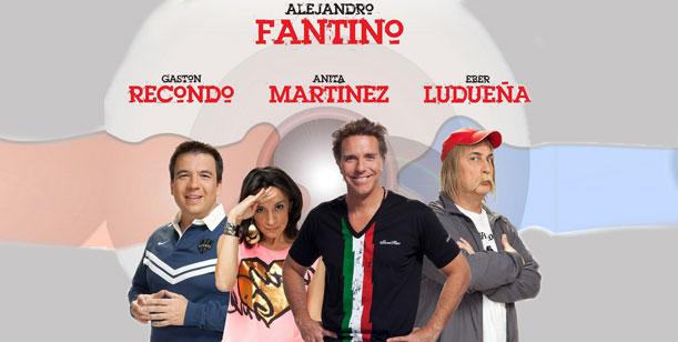 Alejandro Fantino lleva Mar de fondo al teatro