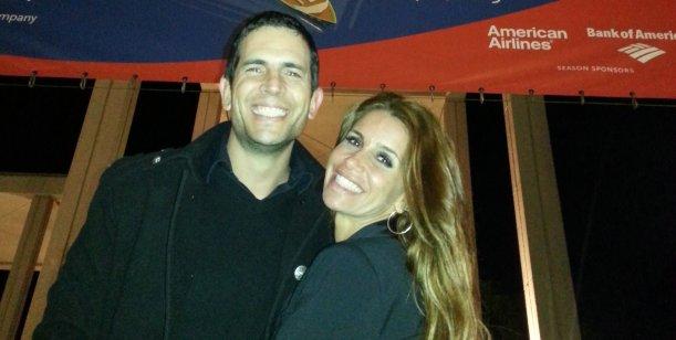 Florencia Peña y Diego Ramos descansan lejos de las repercusiones del video hot